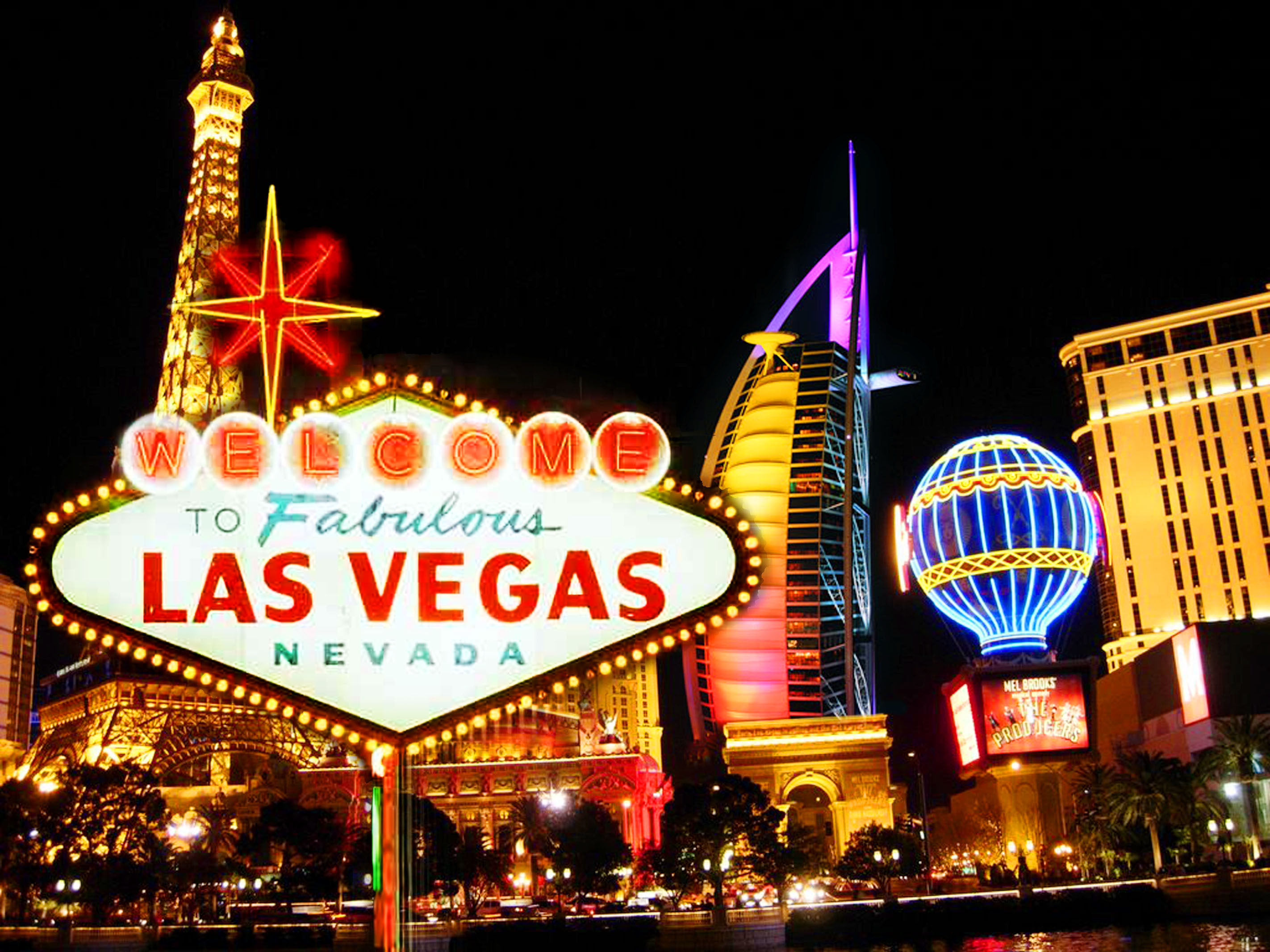 Why Persians Love Vegas for the Holidays - Persian Observer