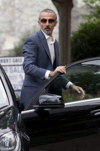 Shaun Toub as Majid Javadi in Homeland (Season 3, Episode 6). - Photo: Kent Smith/SHOWTIME