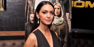 Nazanin Boniadi's Fara Sherazi broke stereotypes on Showtime's Homeland. (Image Credit / Getty)