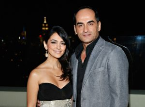 Nazanin Boniadi and Navid Negahban have played pivotal roles on Showtime's hit drama series Homeland (Image Credit / Getty)