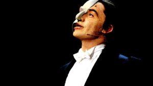 Ramin Karimloo in The Phantom of the Opera (Photo Credit AP)